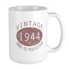1944 Vintage Birthday (red) Coffee Mug