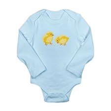 Baby Chicks Body Suit