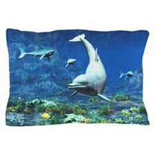Underwater World Pillow Case
