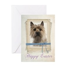 Cairn Terrier Easter Cards