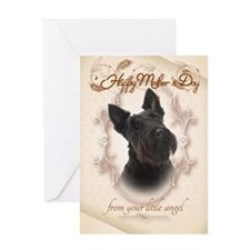 Funny Scottie Mothers Day Cards