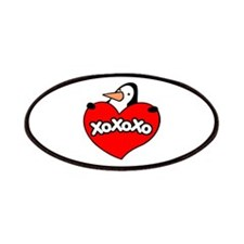 Penguin Lover Patches