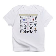 Cool Cheat sheet Infant T-Shirt