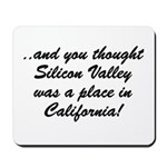 The Californian Mousepad