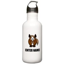 Horse Personalize It! Water Bottle