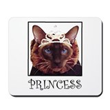 Mousepad -Siamese princess