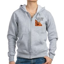 Home Is Where You Park It - Fifth Wheel Zip Hoodie
