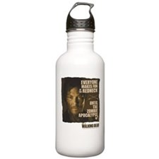 Walking Dead Redneck Water Bottle