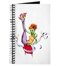 Zombie Pin-up Journal