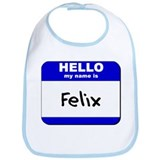 hello my name is felix  Bib