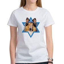 Hanukkah Star of David - Collie Tee
