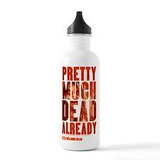 Dead Already Sports Water Bottle