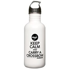 Keep Calm Crossbow Water Bottle