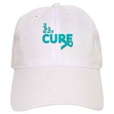 PCOS Fight For A Cure Baseball Cap
