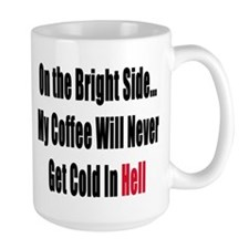 On The Bright Side Coffee Mug