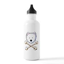 Torrid Westie Crossbon Water Bottle