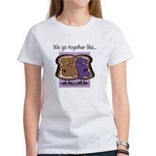 Peanut Butter and Jelly Tee
