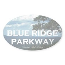 ABH Blue Ridge Parkway Decal