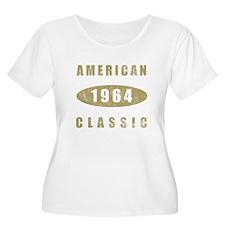 1964 American Classic (Gold) T-Shirt
