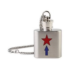 Star Flask Necklace