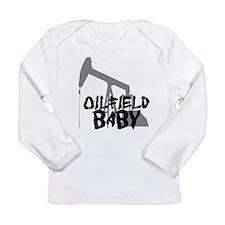 Oilfield Baby Long Sleeve T-Shirt
