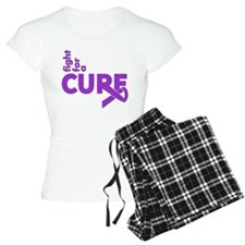 Fibromyalgia Fight For A Cure pajamas