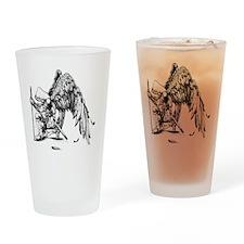 ArchAngel Warrior Drinking Glass