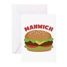 Manwich Greeting Cards
