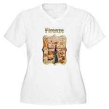 Florence Plus Size T-Shirt