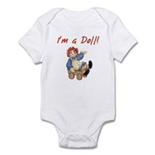 I'm a Doll Infant Bodysuit