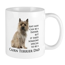 Cairn Terrier Dad Mugs