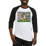 Lilies & Boxer Baseball Jersey