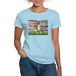 Lilies & Boxer Women's Light T-Shirt