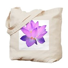 lotus power Tote Bag