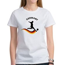 Soccer GERMANY Player Tee