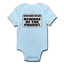 Beware Of The Parrot Infant Bodysuit