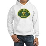 Inyo County Sheriff Hooded Sweatshirt