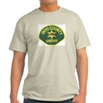 Inyo County Sheriff Light T-Shirt