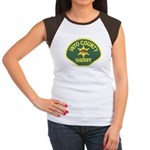 Inyo County Sheriff Women's Cap Sleeve T-Shirt