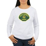 Inyo County Sheriff Women's Long Sleeve T-Shirt