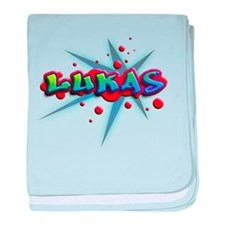First name Lukas shirts and products baby blanket