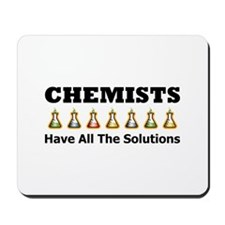 All the Solutions Mousepad