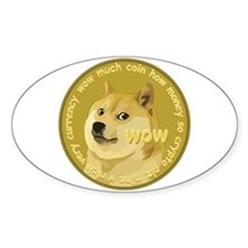 Dogecoin Decal