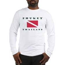 Phuket Dive Long Sleeve T-Shirt