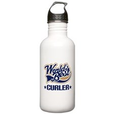 Curler (Worlds Best) Water Bottle