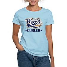 Curler (Worlds Best) T-Shirt
