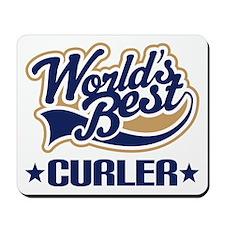 Curler (Worlds Best) Mousepad