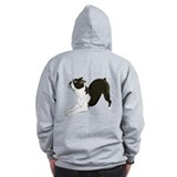Boston terrier hoodies Zip Hoodie