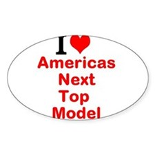 I Love Americas Next Top Model Decal