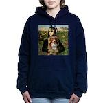 TILE-Mona-Aussie4-K.PNG Hooded Sweatshirt